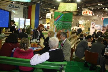 World travel market, London 2009, Ljubljana, WTM, WTM 2009