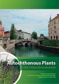 autochthonous plants in the urban environment
